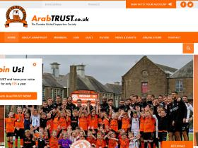 arabtrust.co.uk