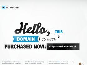 aragon-service-center.ch