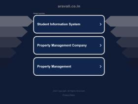 aravali.co.in