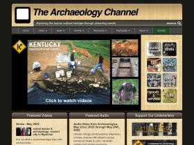 archaeologychannel.org