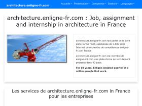 architecture.enligne-fr.com