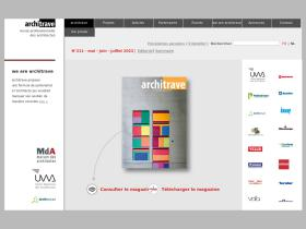 architrave.be