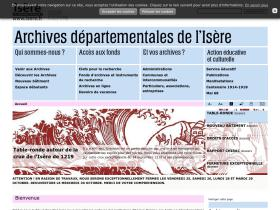 archives-isere.fr