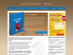 archives-tintin.editionsatlas.fr