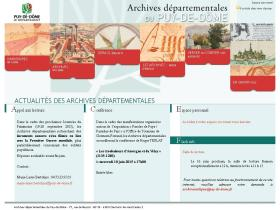 archivesdepartementales.puydedome.com