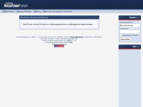 arcor-user-forum.de