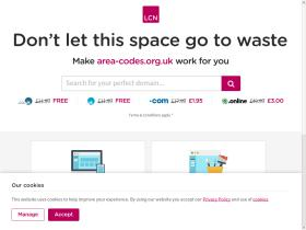 area-codes.org.uk