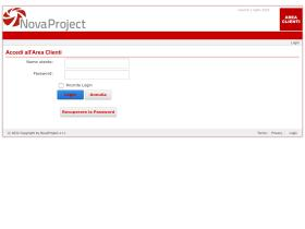 areaclienti.novaproject.it