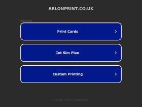 arlonprint.co.uk