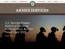 armed-services.senate.gov