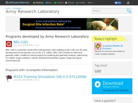 army-research-laboratory.software.informer.com