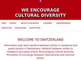 artists-in-residence.ch