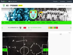 as-pignan-football.footeo.com