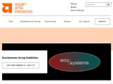 asianartsinitiative.org