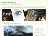 asidefromwriting.com