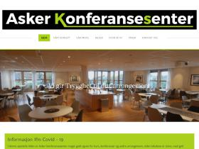askerkonferansesenter.no
