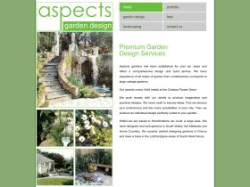 aspectsgardendesign.co.uk