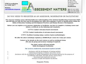 assessmentmatters.co.za