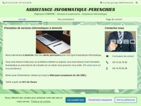 assistance-informatique-perenchies.fr