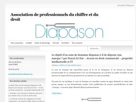 association-diapason.org
