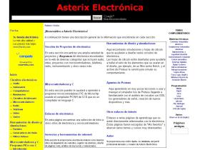 asterixelectronica.com