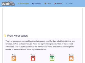 Astrolis com Analytics - Market Share Stats & Traffic Ranking