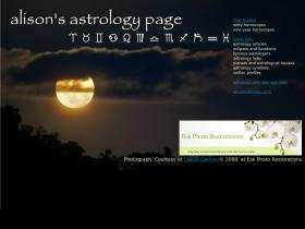 astrology.alisonmoroney.com