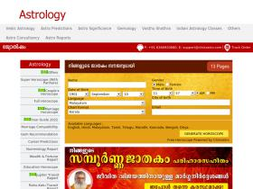 40 Similar Sites Like Astrology tamilcube com - SimilarSites com