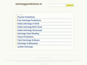 astrologypredictions.in