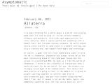 asymptomatic.net