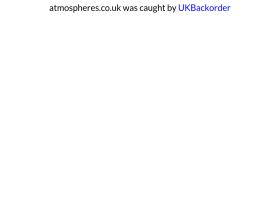 atmospheres.co.uk