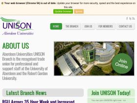 aub-unison.org.uk