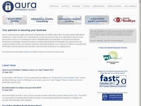 aurasoftwaresecurity.co.nz