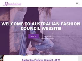 australianfashioncouncil.com