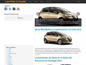 autos-chinos.com Analytics Stats
