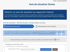 avis-situation-sirene.insee.fr