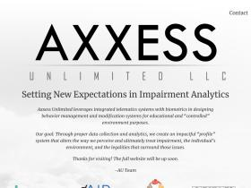 axxessunlimited.com