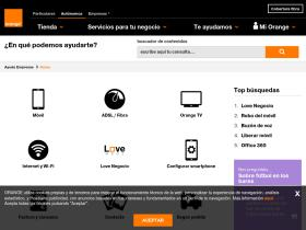 ayudaempresas.orange.es