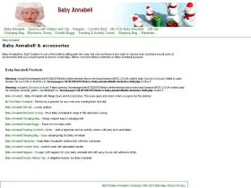 baby-annabell-dolls.co.uk