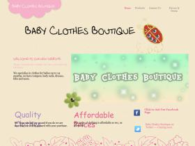 babyclothesboutique.co.uk