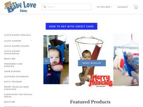 babyloveproducts.com