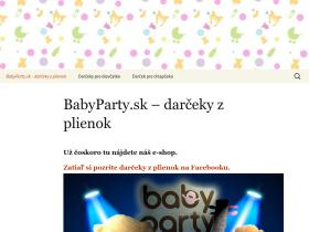 babyparty.sk