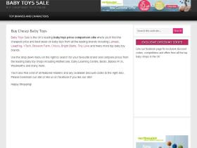 babytoyssale.co.uk