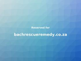 bachrescueremedy.co.za