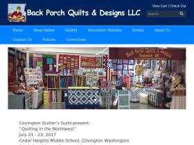 backporchquiltsanddesigns.com