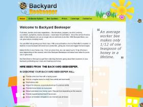 backyardbeekeeper.co.nz