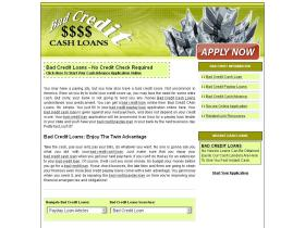 bad-credit-cash-loans.com