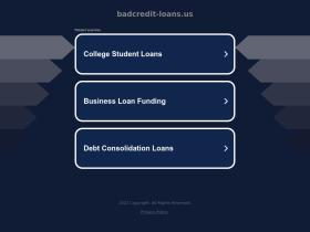 badcredit-loans.us