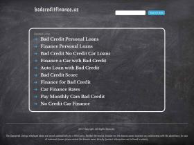 badcreditfinance.us