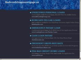 badcreditloanmortgage.us